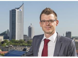 Christian Lenk, Senior Investment Manager bei den S-Beteiligungen